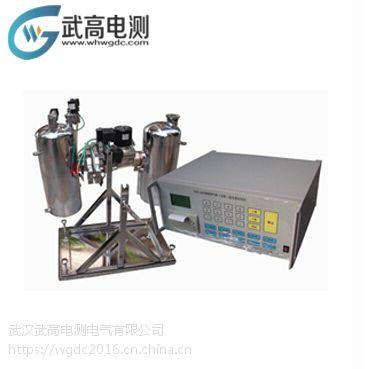 武高电测WDQT-203气体(瓦斯)继电器校验仪