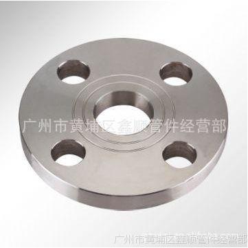 供应深圳日标JIS B2225不锈钢搭焊钢法兰、盲板(法兰盖)
