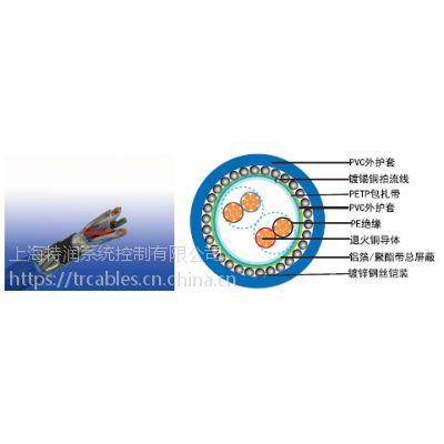 上海特润供应EN 50288-3.4.5.6.7仪表电缆 PE绝缘,(多对) RE-2Y