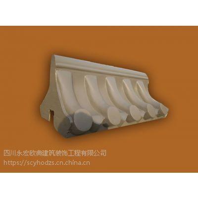EPS构件、仿木仿木纹构件,古代建筑的!质量可靠价格美丽