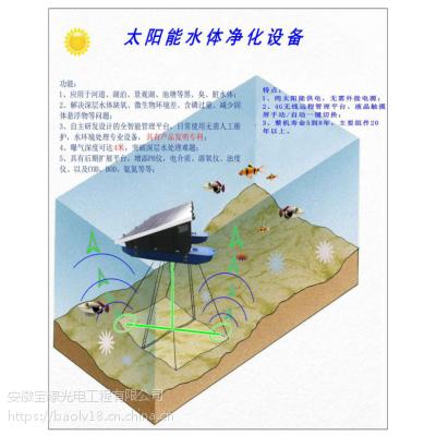 安徽宝绿太阳能循环复氧机