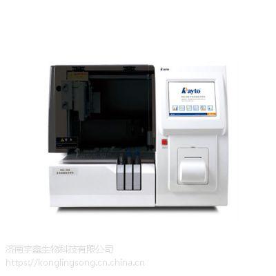 雷杜RAC-050全自动凝血测试仪 7个检测通道