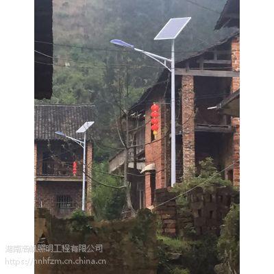 株洲攸县太阳能路灯多少钱 5米6米特惠价 生产厂家+质量优