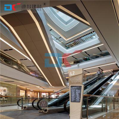 四川商场外墙铝单板定制 广东迪科建材