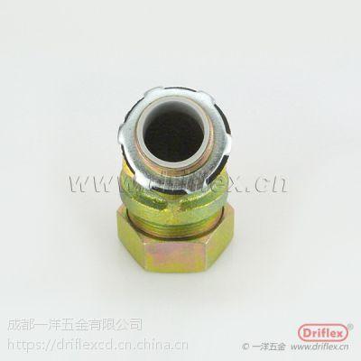 """45°防水连接器,成都厂家热销产品,铁接头,软管配套,G1"""""""