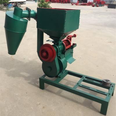电动谷子碾米机大中小型碾米机谷子碾小米机