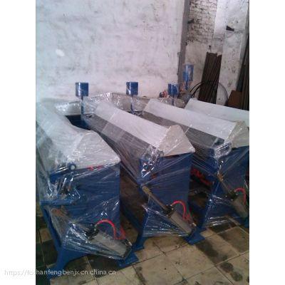 佛山丰本机械有限公司供应TDF气动折边机主营产品:折边机·虾米弯头咬口机·厂家直销品质保证