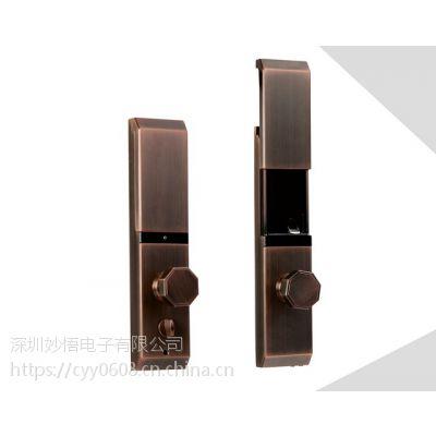 YQ-5家居指纹锁 防盗门锁
