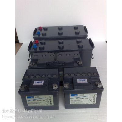A412/5.5SR德国阳光蓄电池12V5.5AH