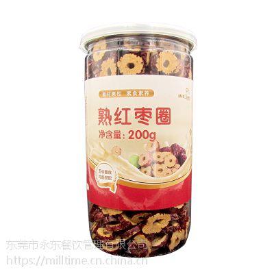 时光磨坊营养无添加即食熟红枣片