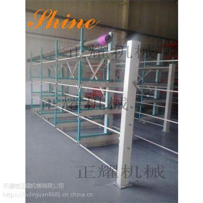 滨州管材存放架 伸缩式管材架子