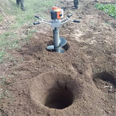 苗木移植挖坑机 果树施肥钻洞机 果苗栽种挖坑机