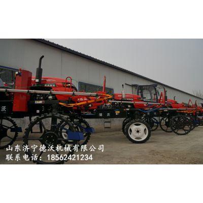 黑龙江省自走式水稻直播喷药撒肥机生产厂
