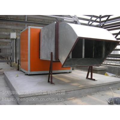 海淀区厨房排烟设备安装,酒店烟道改造,白铁皮消音箱安装