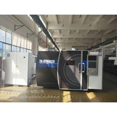 板管一体光纤激光切割机 数控金属管材板材激光切割机 苏州天弘