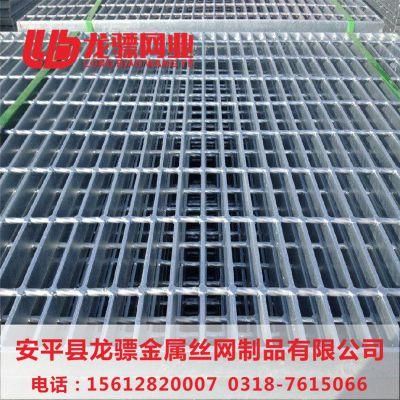 不锈钢钢格板图片 平面型钢格板 楼梯踏步板厚度