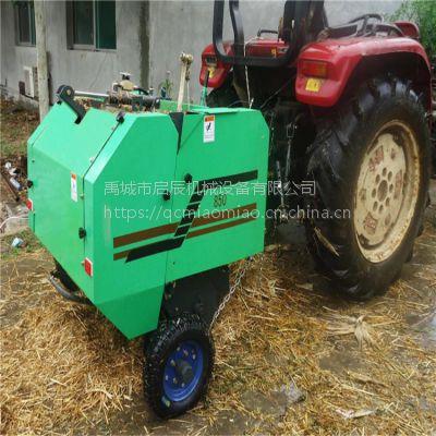 自动捡拾打捆机牧草打捆用的圆捆机