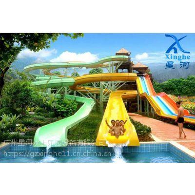 济南水上乐园设备价格 水上乐园组合滑梯设备厂家