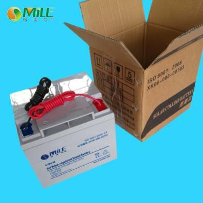 6-CNF-45 合肥太阳能储能胶体蓄电池 免维护