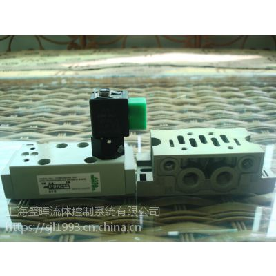 ASCO NUMATICS ISO1 1/4 电磁阀C12BA4004011B61