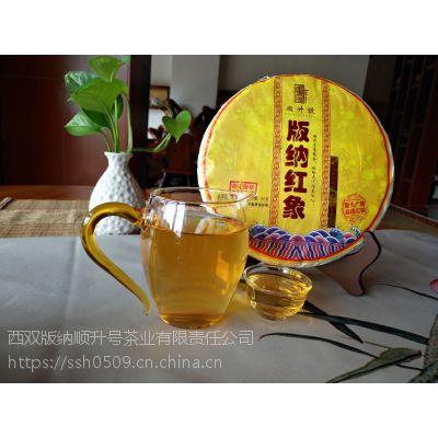 2018年勐海普洱春茶顺升号普洱茶