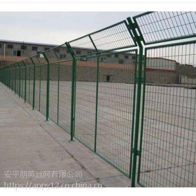 厂家直销 框架焊接铁丝网 框架铁路围栏网 铁路安全防护网