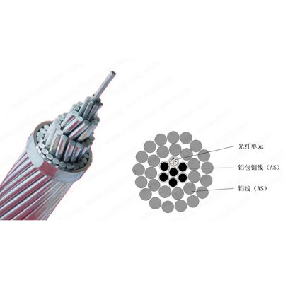 霸州光纤复合架空相线价格 OPPC-48B1-400/30多少钱
