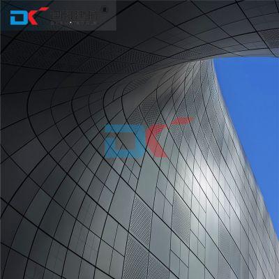 长沙2.5mm外墙氟碳铝单板 喷涂铝单板价格