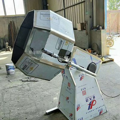 八角拌料桶 调味机 八角拌料机 不锈钢八角拌料机厂家 若轩供应