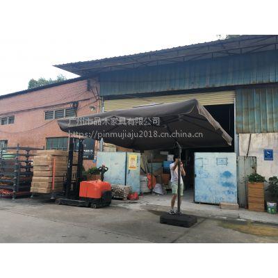 厂家供应品木罗马伞涤纶布 实木8骨(款式多种,欢迎来电咨询订购)