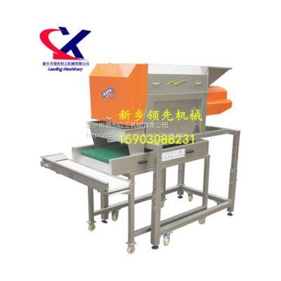 葡萄除梗机-转筒式除梗粒选机3吨每小时