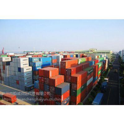 辽宁大连到南宁船运门到门一个高柜 全程海运价格 航程几天