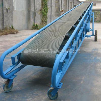 海南垃圾清理运输机 不锈钢皮带输送机生产厂家