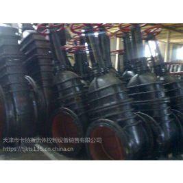 中国优质阀门品牌》卡特斯Z941T/Z944T/Z945T铸铁系列电动闸阀产品