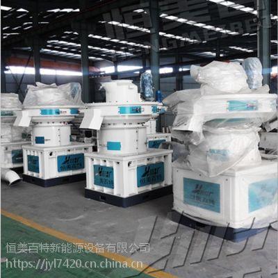 湖南生物颗粒机厂家 恒美百特木屑颗粒生产线