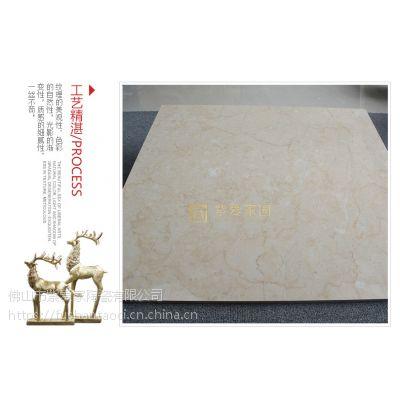 佛山热卖通体大理石瓷砖TS1821新卡曼地板砖 质感砖胚表里如一