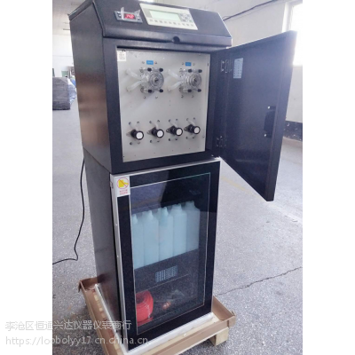 LB-803K水质自动采样器AB桶 混合采样型 河北省项目直购