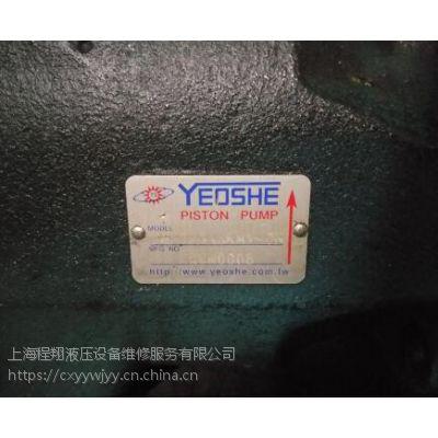 上海专业维修油升PVO46液压泵