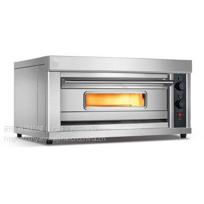 研麦一层一盘家用商用烘培烤箱用途广泛