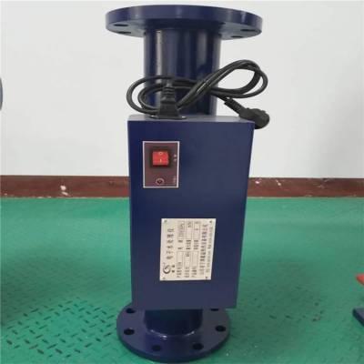 鑫溢 电子水处理仪 空调机房电子水处理仪 特点