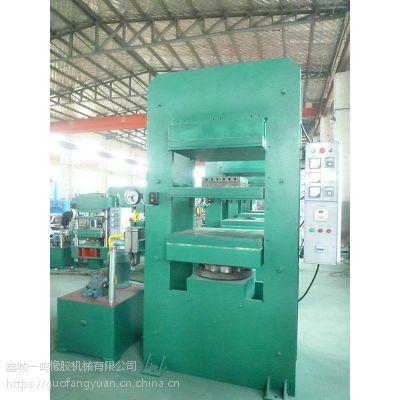 供应XLB-800x800x2/1.60MN胶粉轮专用硫化机