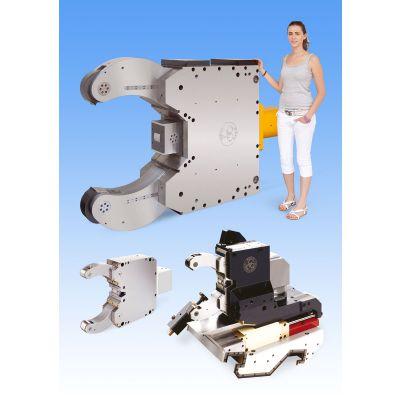 BOSSCHUCK夹具可以提供车削、磨削用自定心中心架