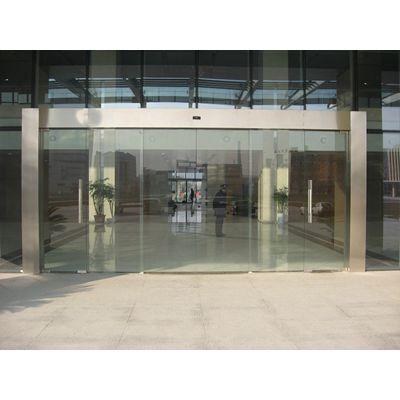 白云区维修自动感应玻璃门,日本纳博克自动门18027235186