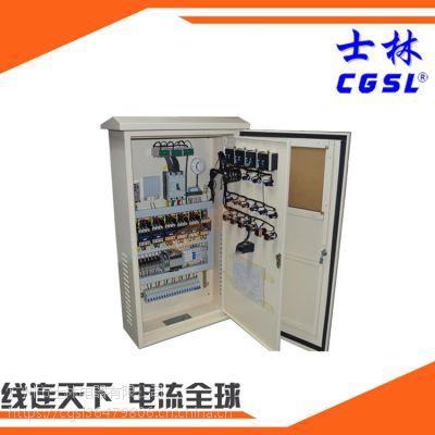 厂家直销定制款PLC配电箱 低压成套配电柜 冷轧板 不锈钢 工地