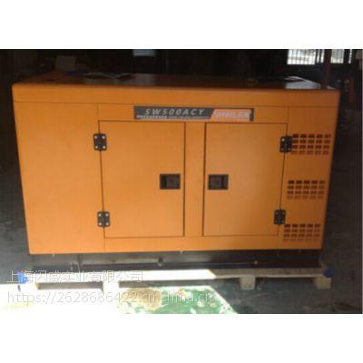 闪威SHWIL双把500A柴油发电电焊机优点