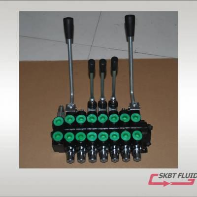 ZCDB15-6OT-1控2系列扒渣机多路换向阀SKBTFLUID牌