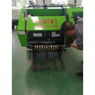 马鞍山自走式稻草打包机都有什么功能 秸秆稻草打捆机价格