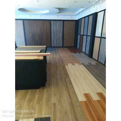 硕驰地板石塑锁扣地板 pvc塑胶地板 片材