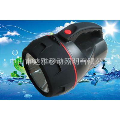DYH-16B氙气灯户外 HID手提灯塑料外壳磨砂手感手电筒