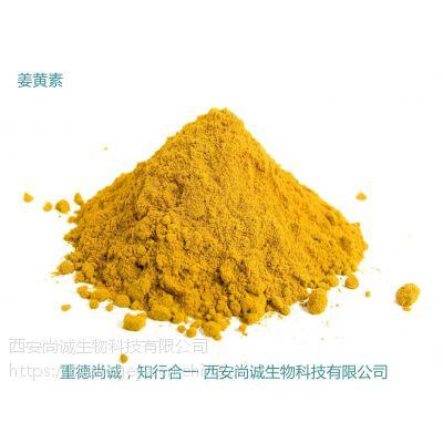 姜黄提取物 姜黄色素 姜黄素 尚诚生物